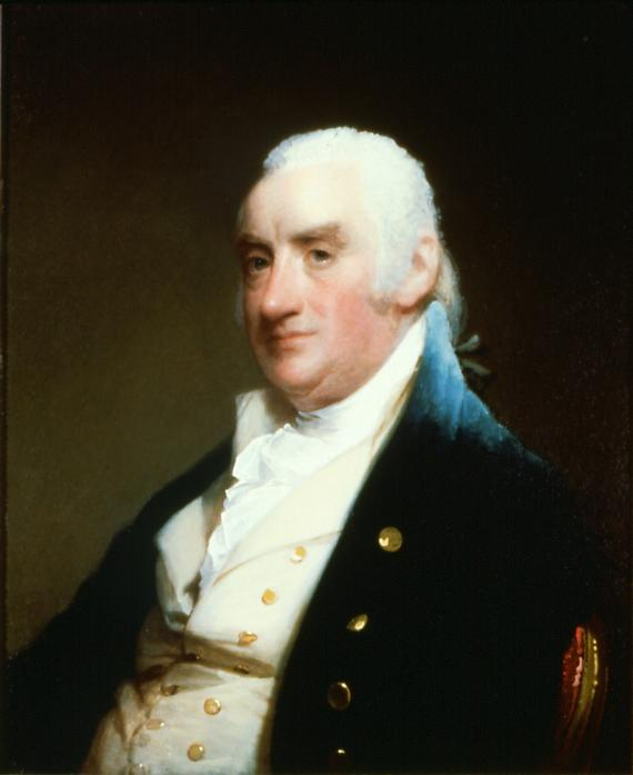 Portrait of Jeremiah Allen